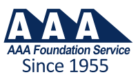 AAA Foundation Service Logo