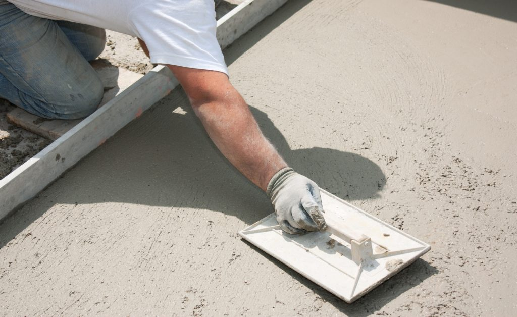 Concrete Slab Finshing