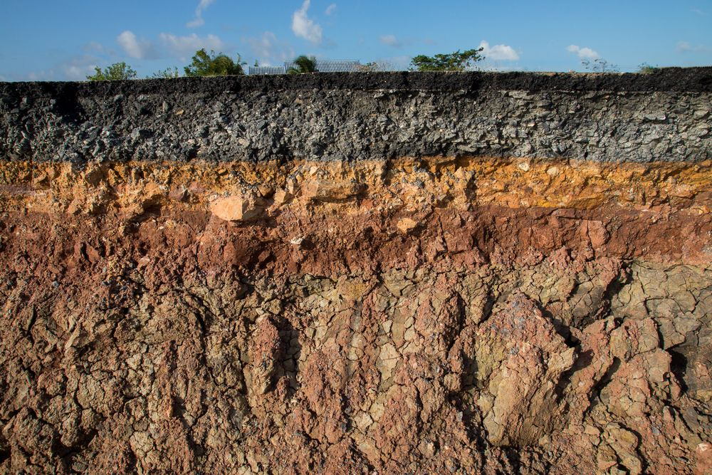 Image of Soil Layers