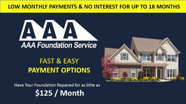 Foundation Repair Financing